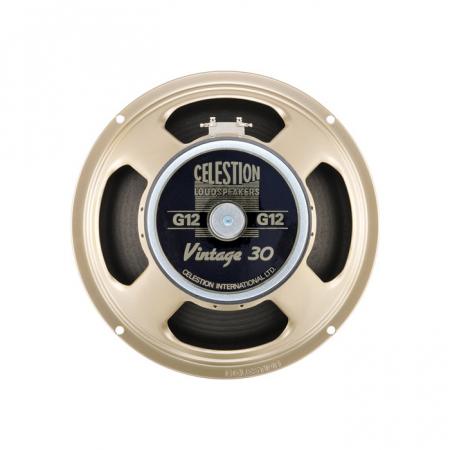 Der Gitarrenlautsprecher Celestion Vintage 30 ist sehr vielseitig einsetzbar.